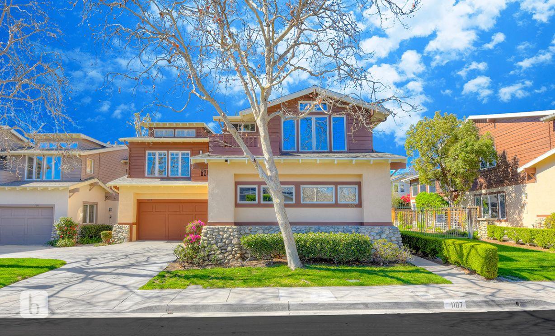 1107   Crowne  Drive , Pasadena CA:
