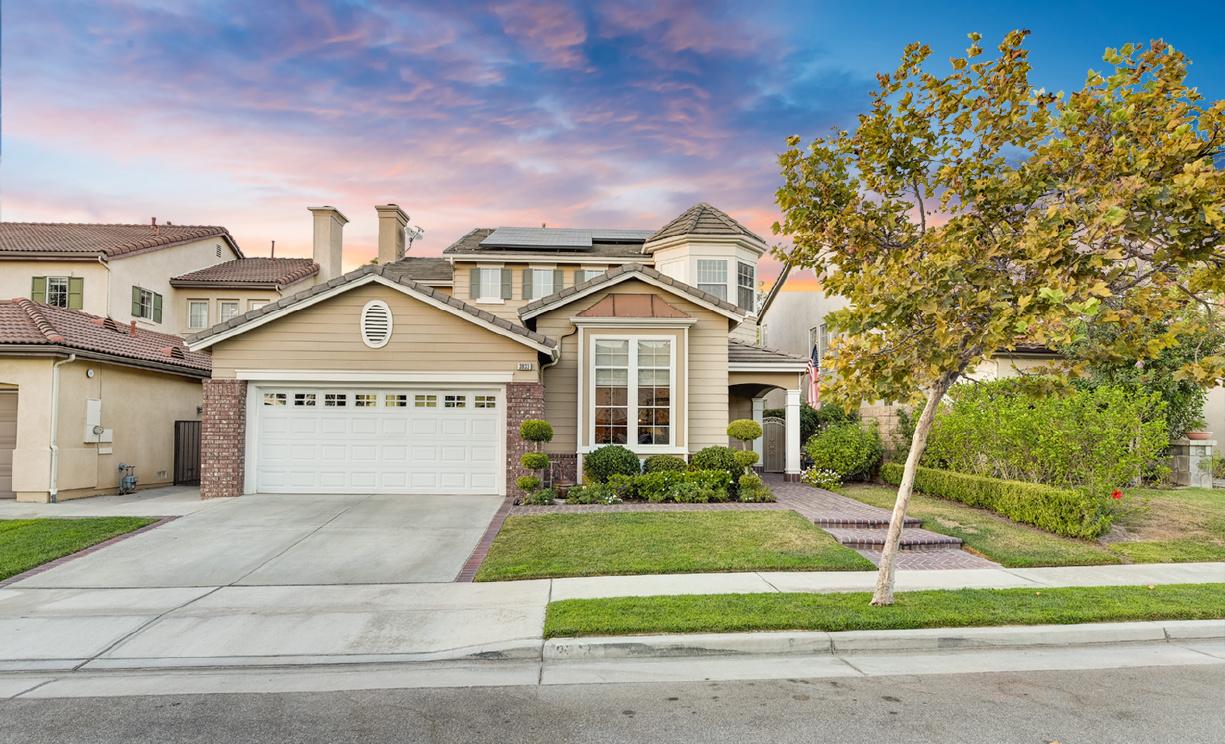 3933 Grandview Drive, Brea CA: