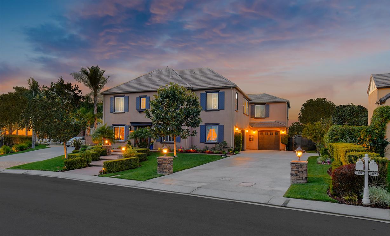 3891 Belgian Lane, Yorba Linda CA: