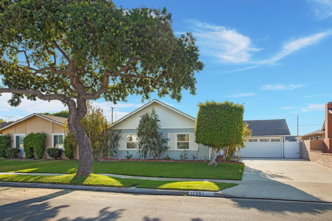17361 Santa Maria St, Fountain Valley CA: