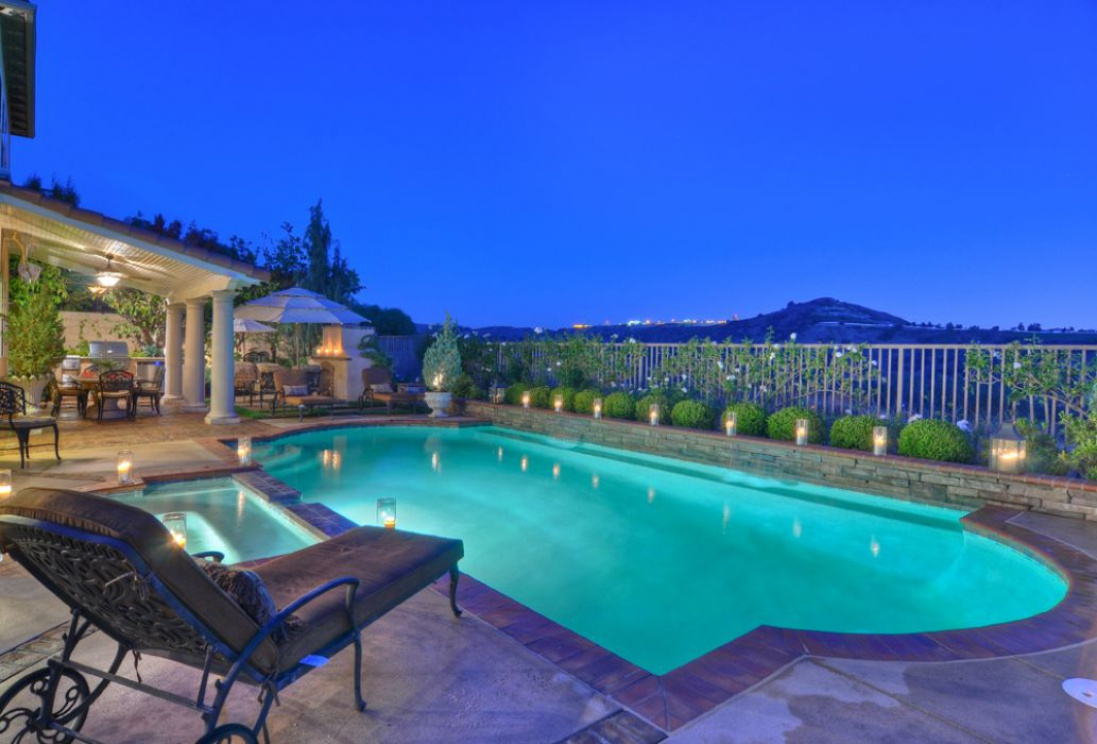 4350 BOB WHITE ROAD, Brea CA: