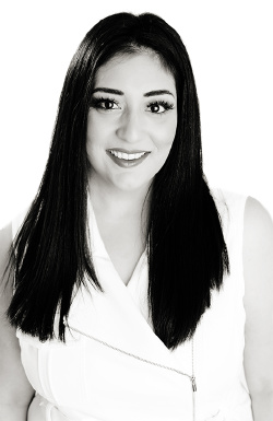 Brenda Chanocua, real estate agent